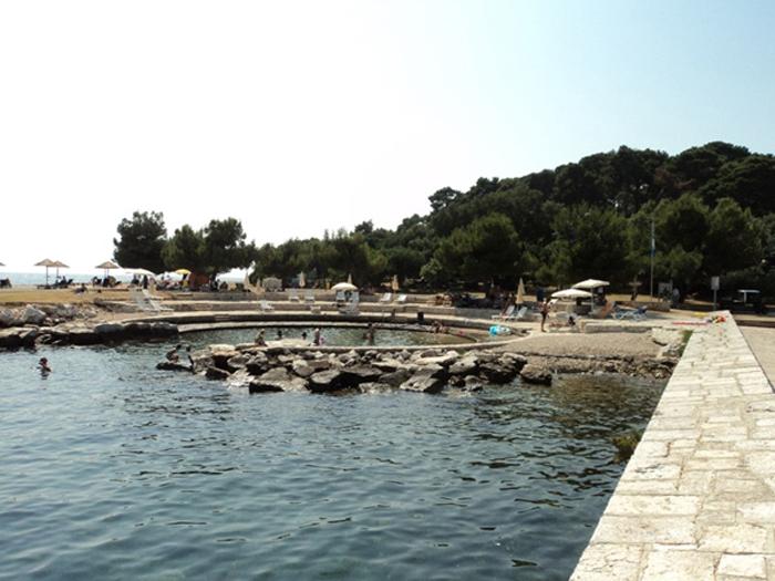 Пляж Олива