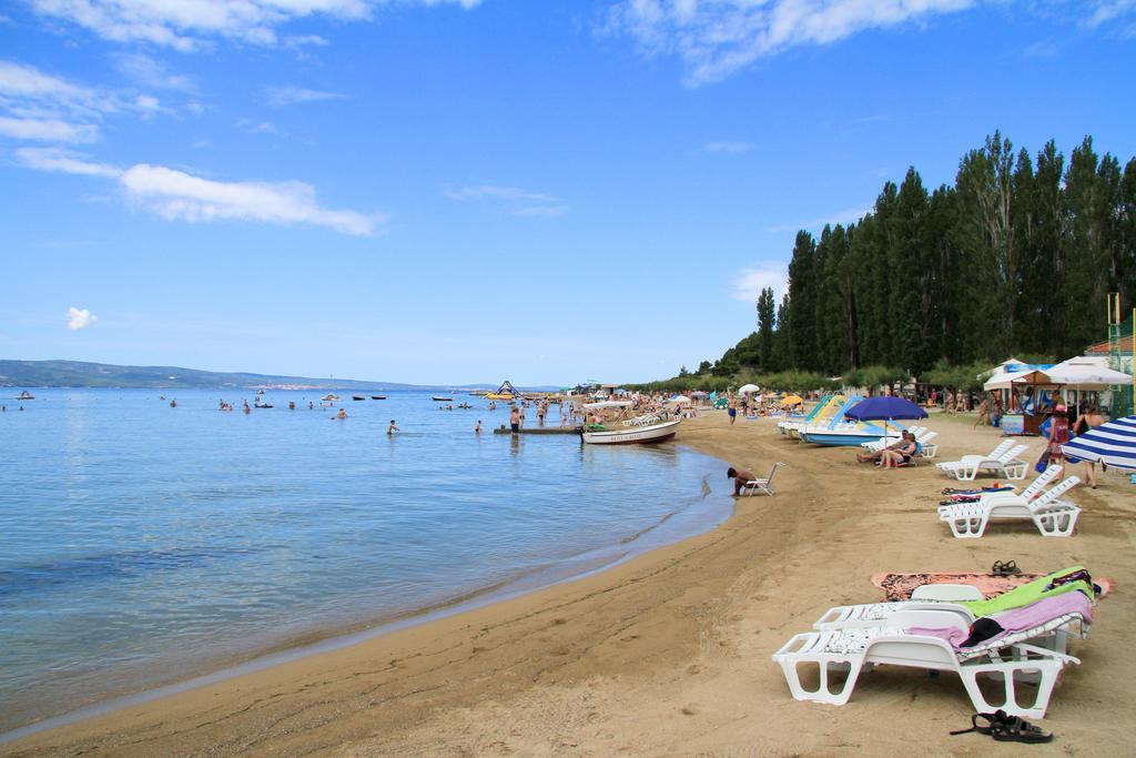 Пляж Омиша