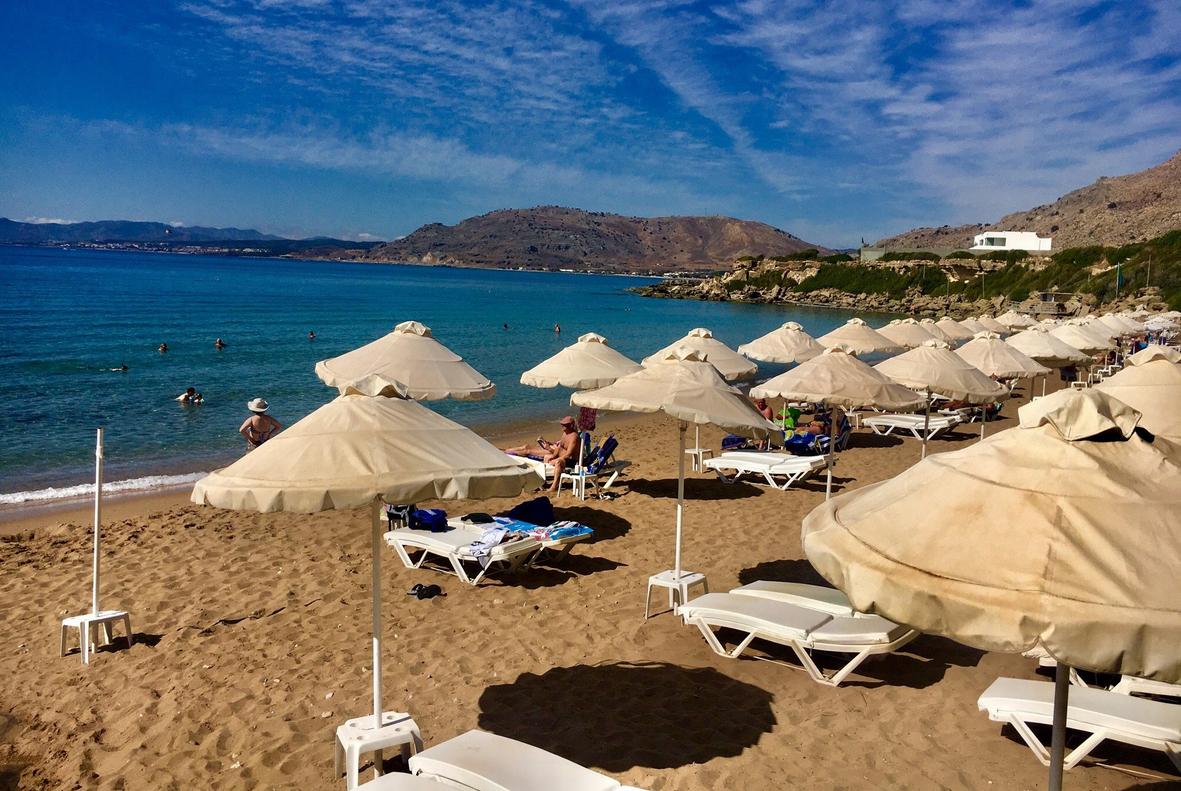 Пляж Плакия