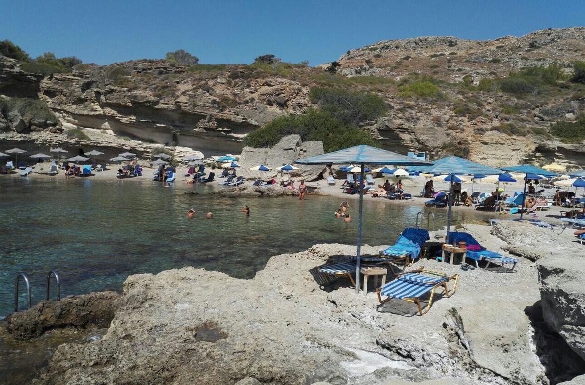 Пляж Тассос