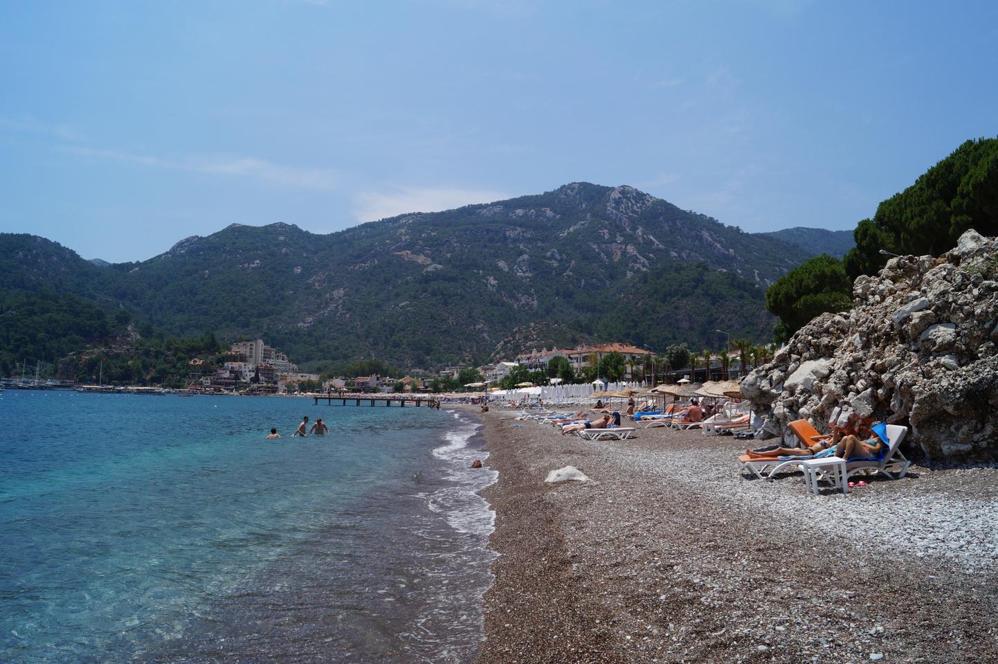 Пляж Турунч, Турция