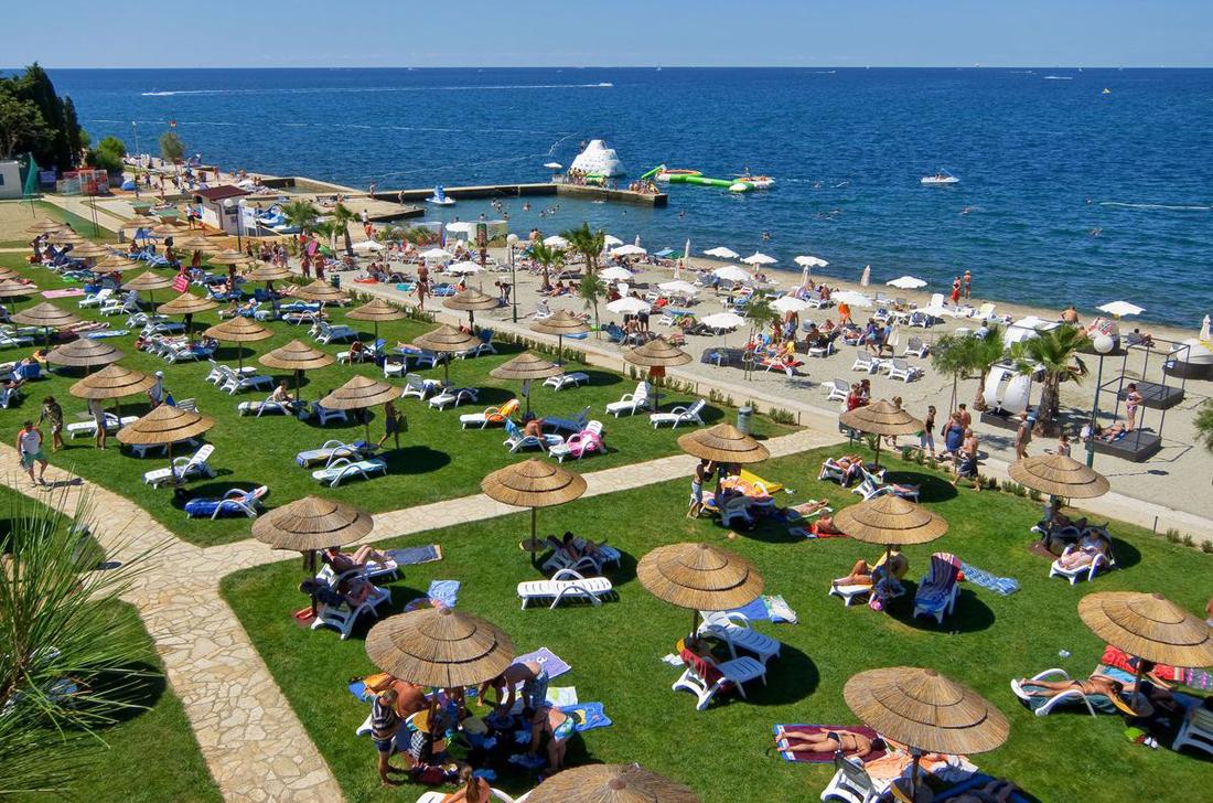 Пляж Дони Спадичи