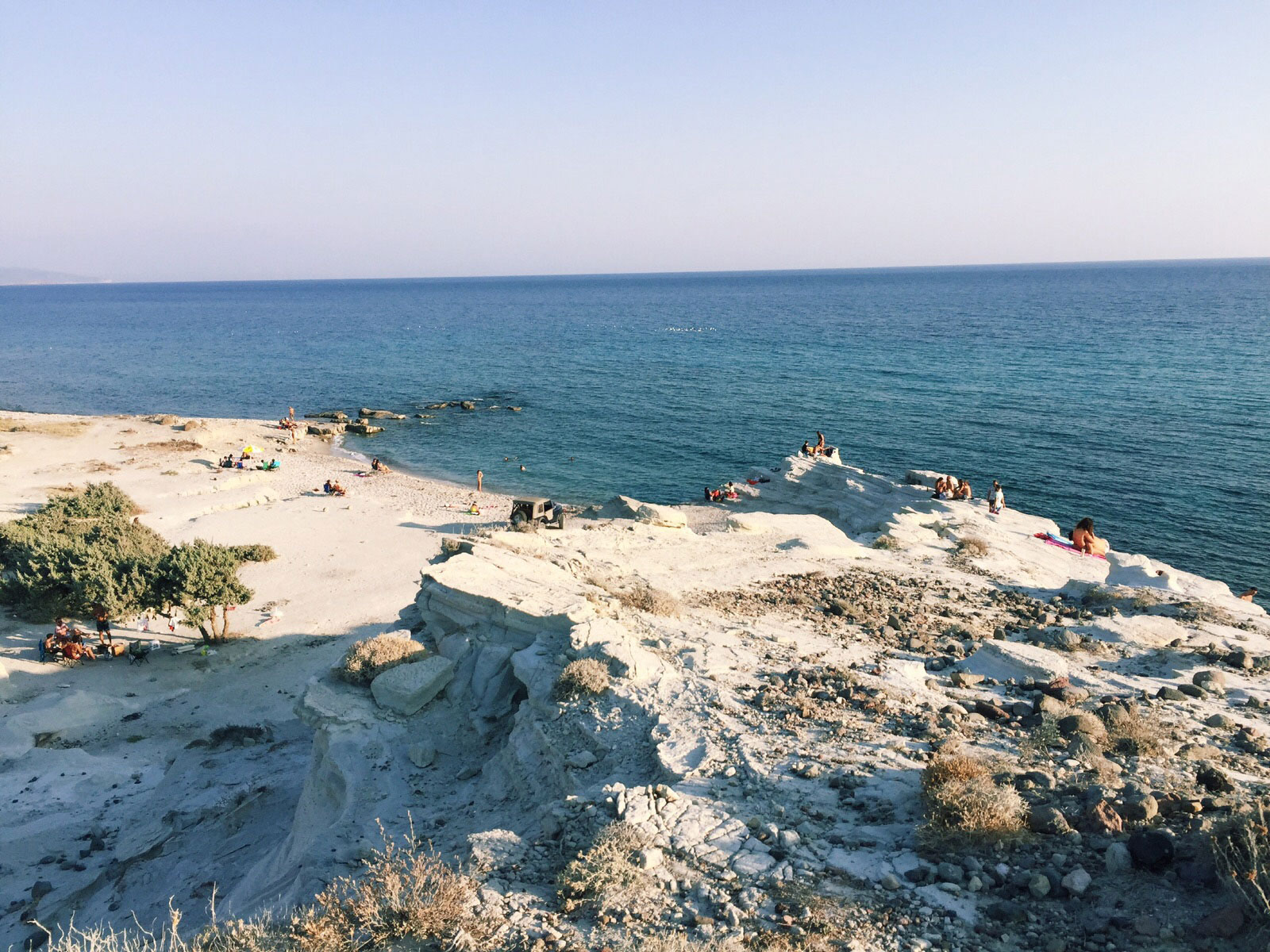 Пляж Delikli Koyu