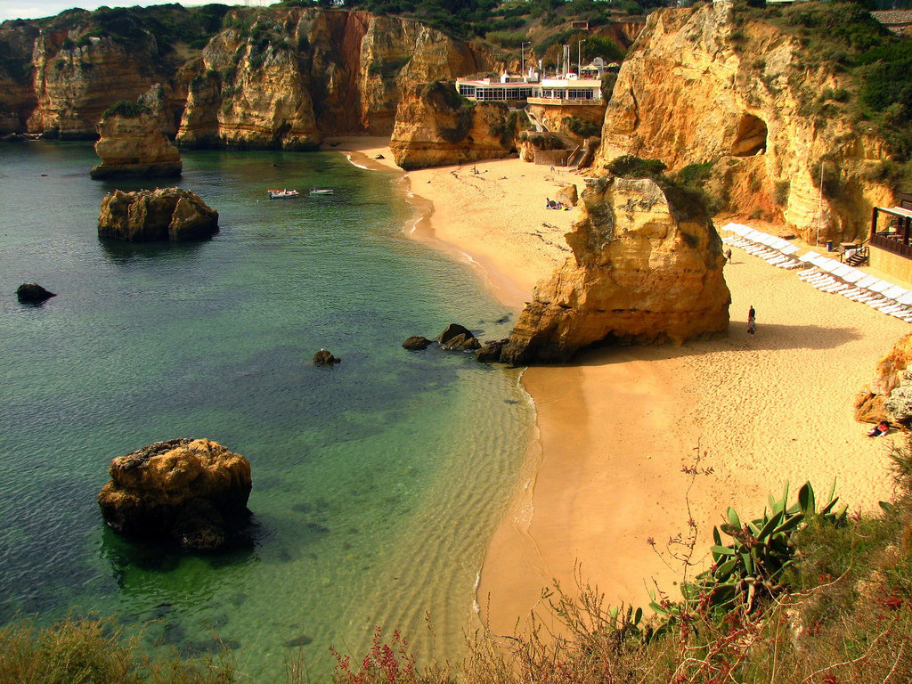 Пляж Dona Ana