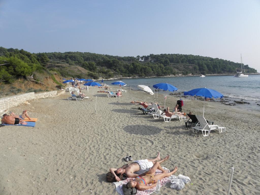 Пляж Vela Pržina