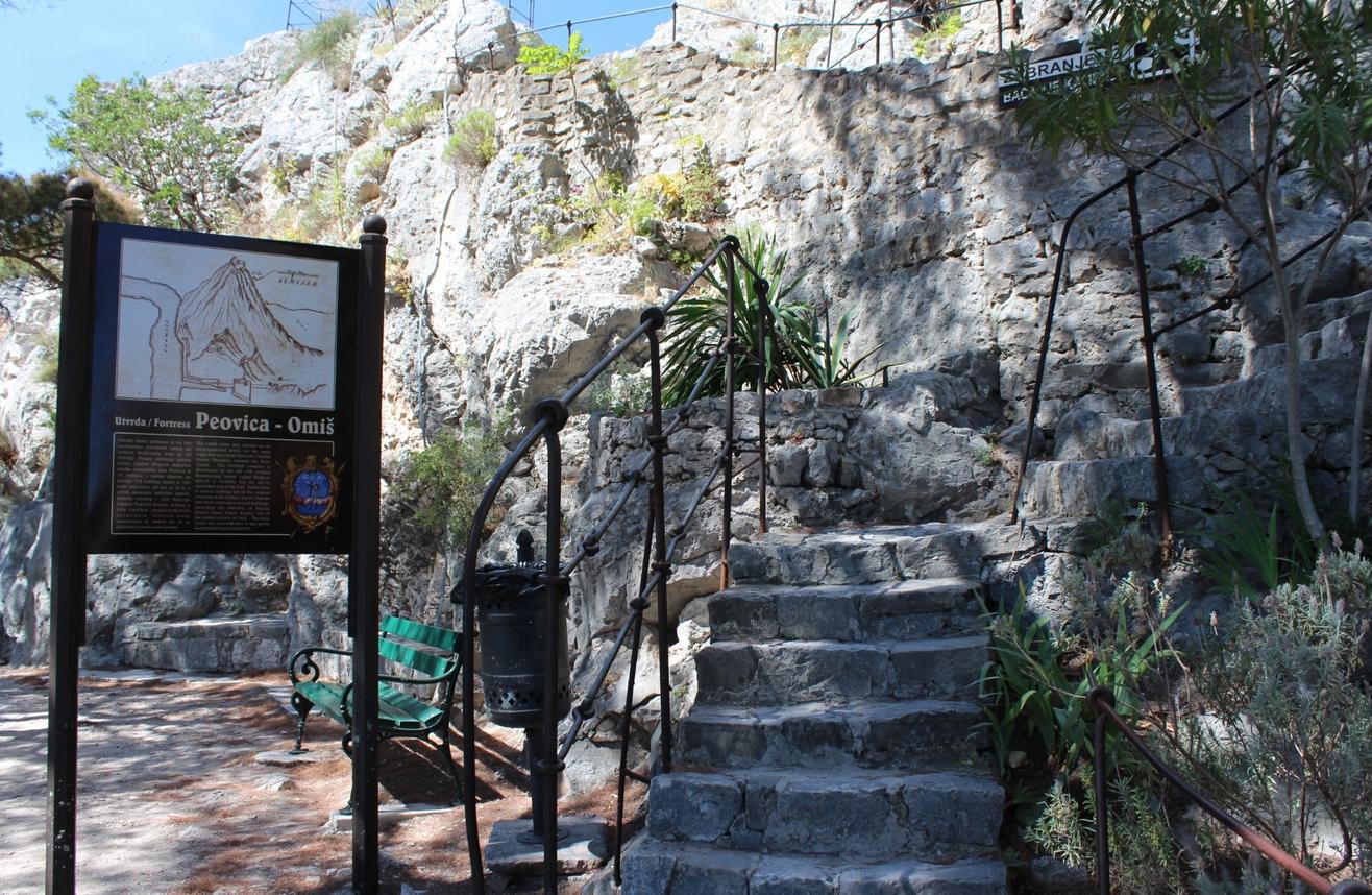 Подьем на Крепость Мирабелла