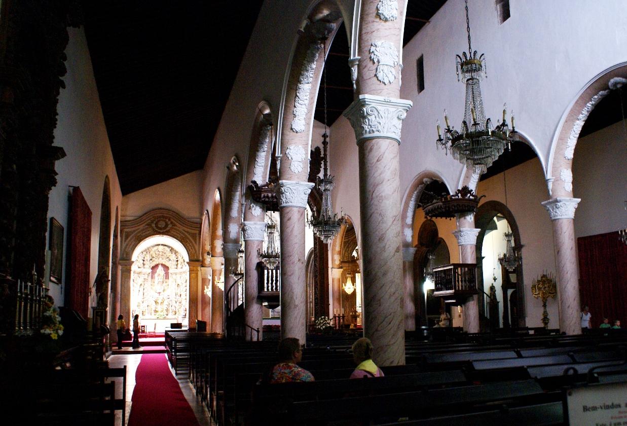 Посещение церкви св.Себастьяна