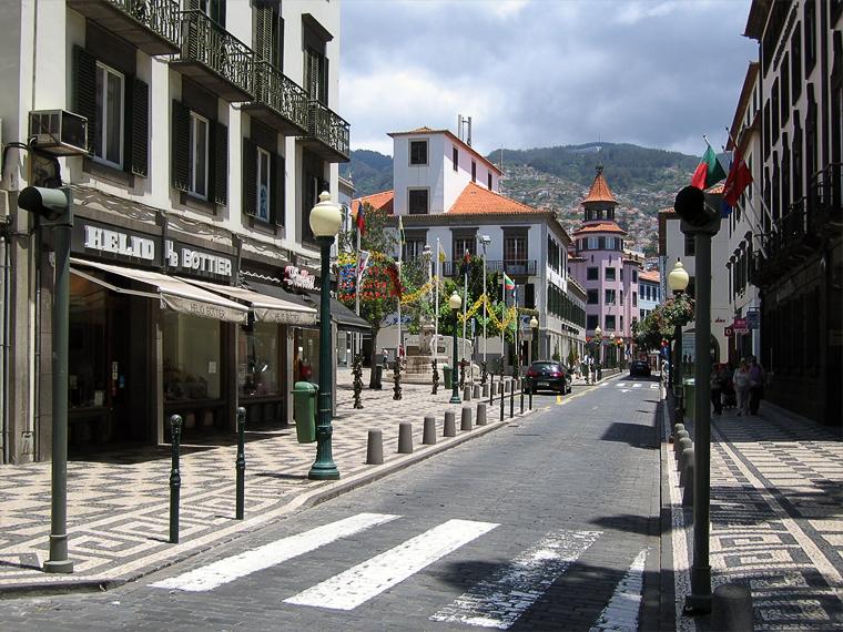 Прогулка улицами города