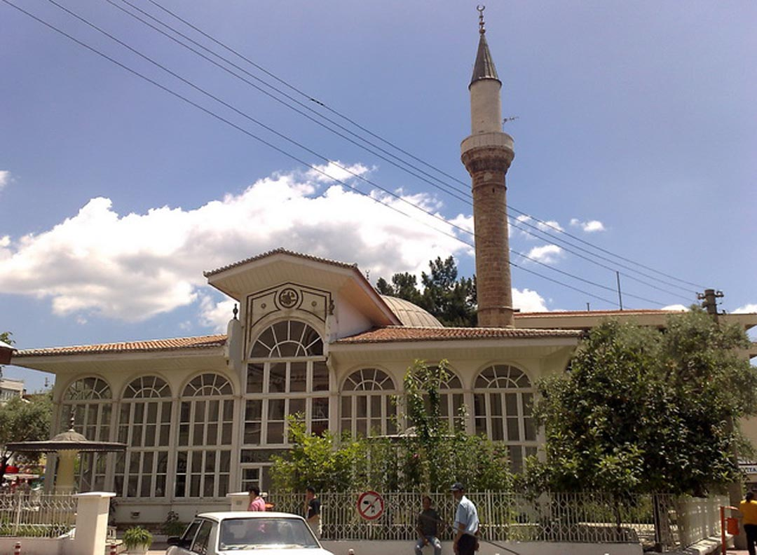 Свинцовая мечеть, Мугла