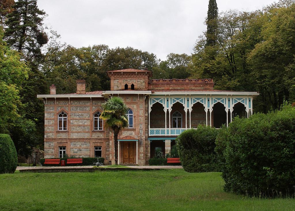 Усадьба Чавчавадзе в Цинандали, Грузия