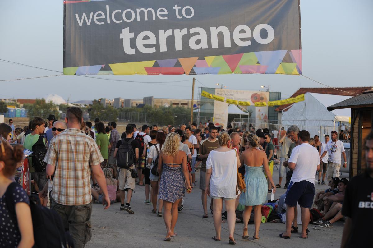 Фестиваль музыки Terraneo