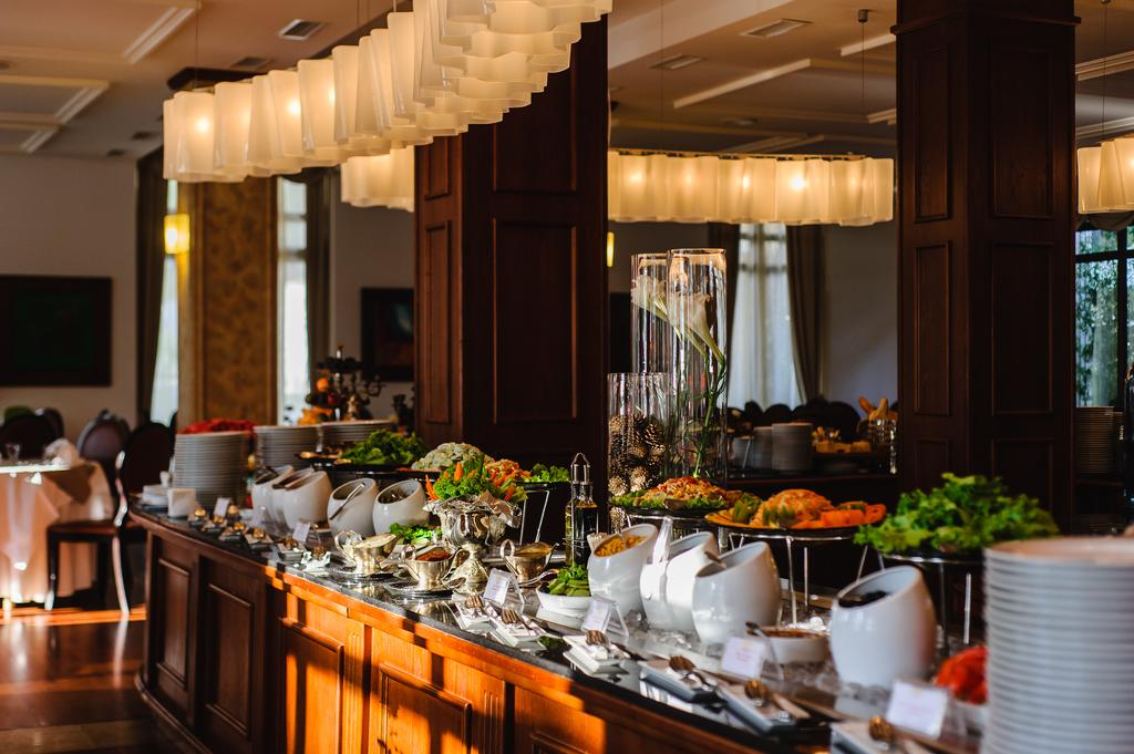 Завтрак в отеле «все включено»