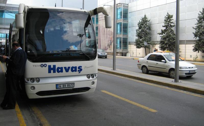 Автобус до Мерсин