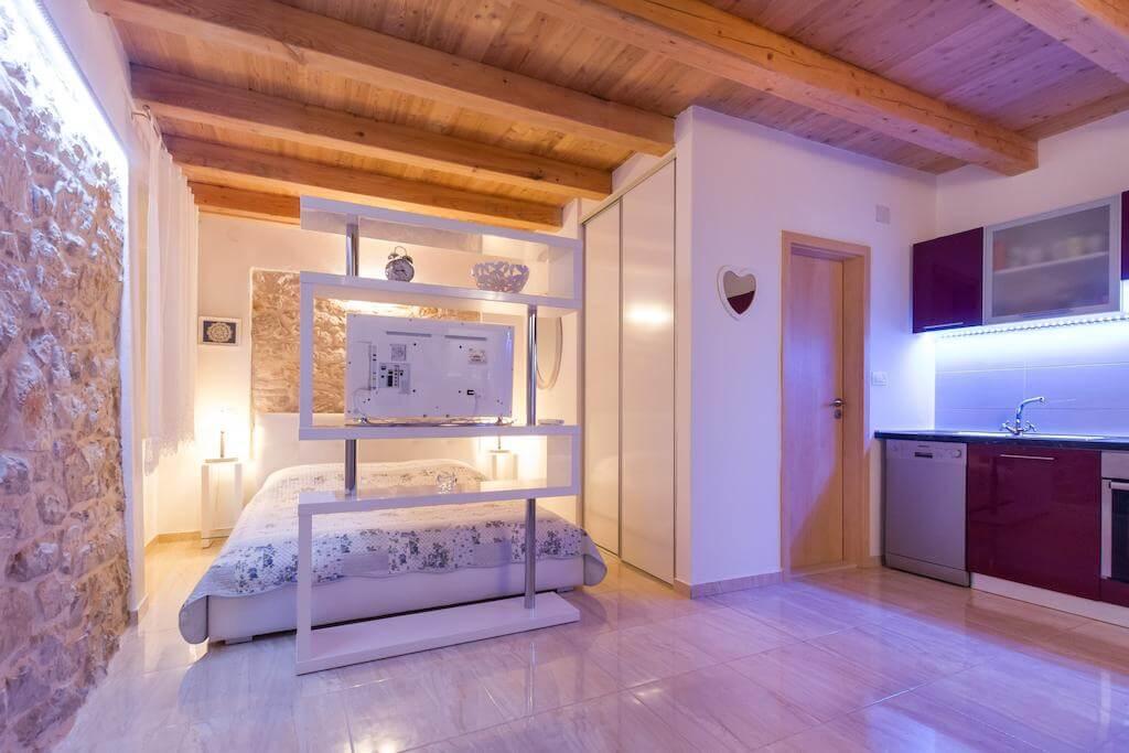 Интерьер апартаментов Apartments Vica