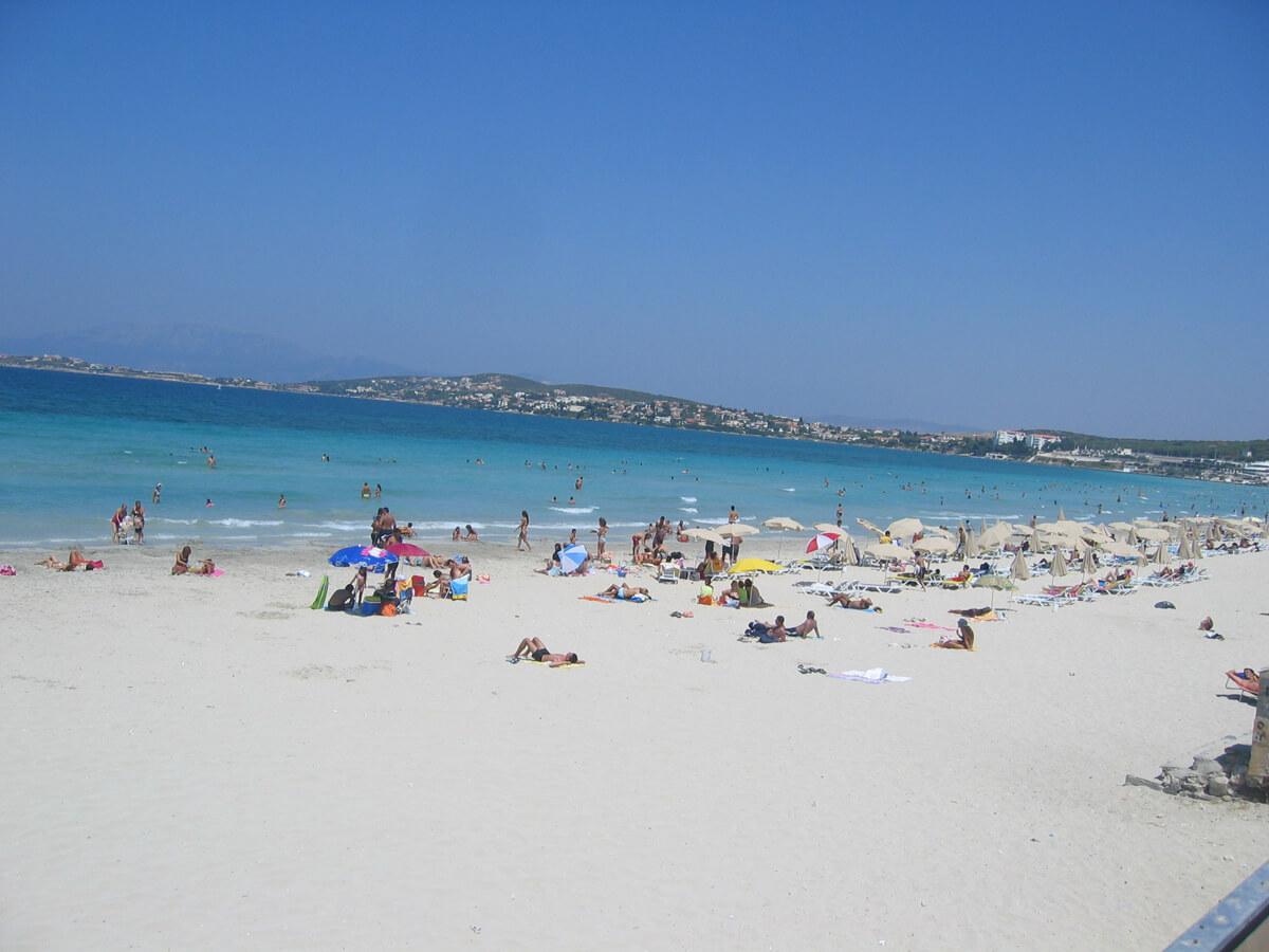 Пляж Ilica Plaji