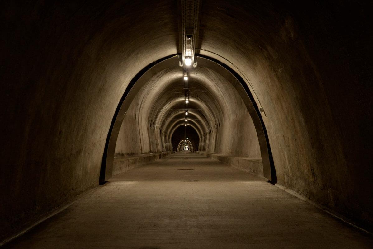 Туннель Грик