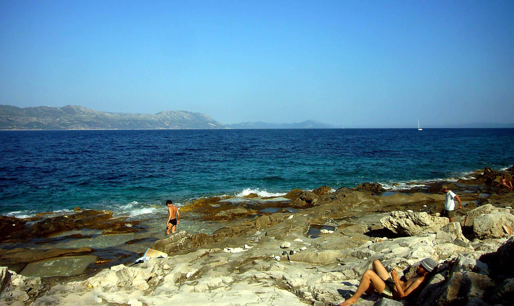 Пляж Lenga