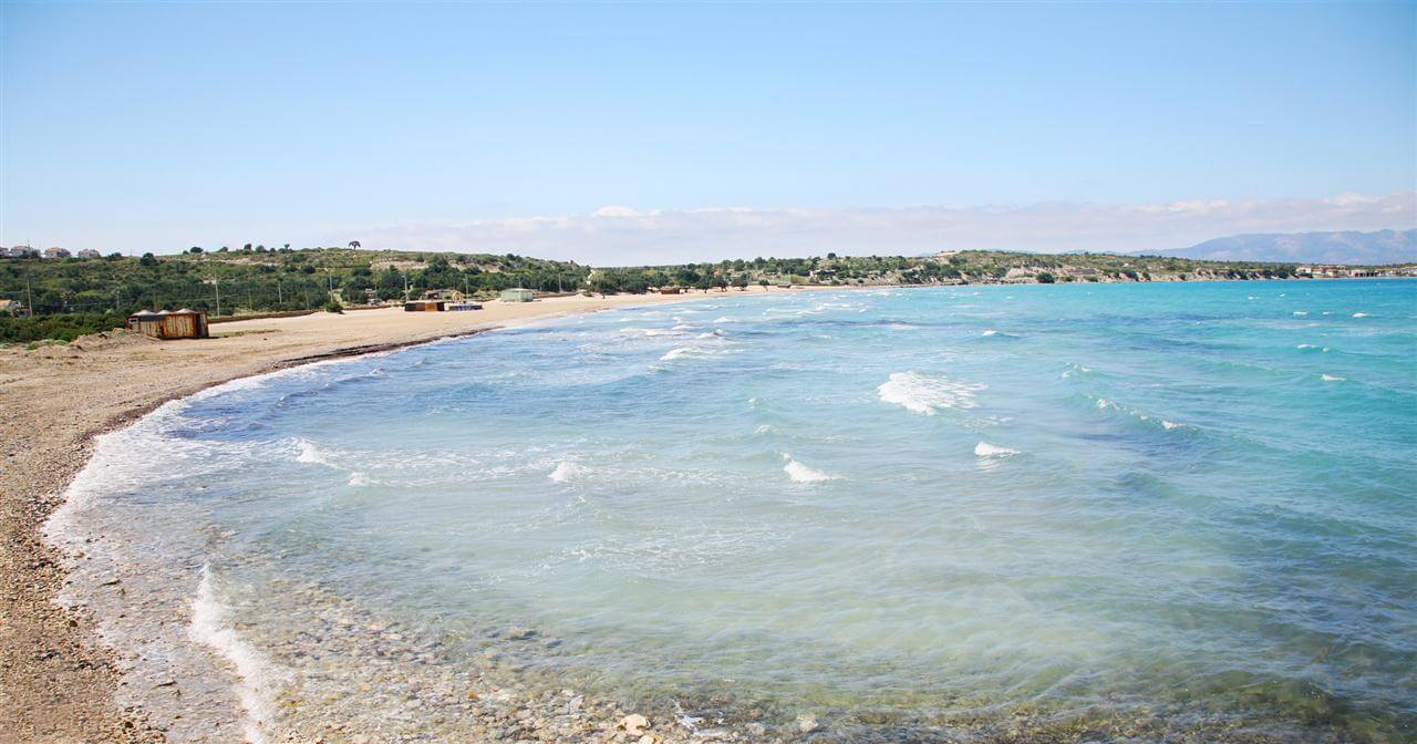 Пляж Пирланта