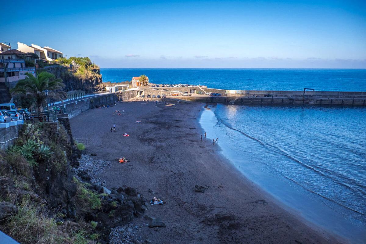 Пляж Porto do Seixal