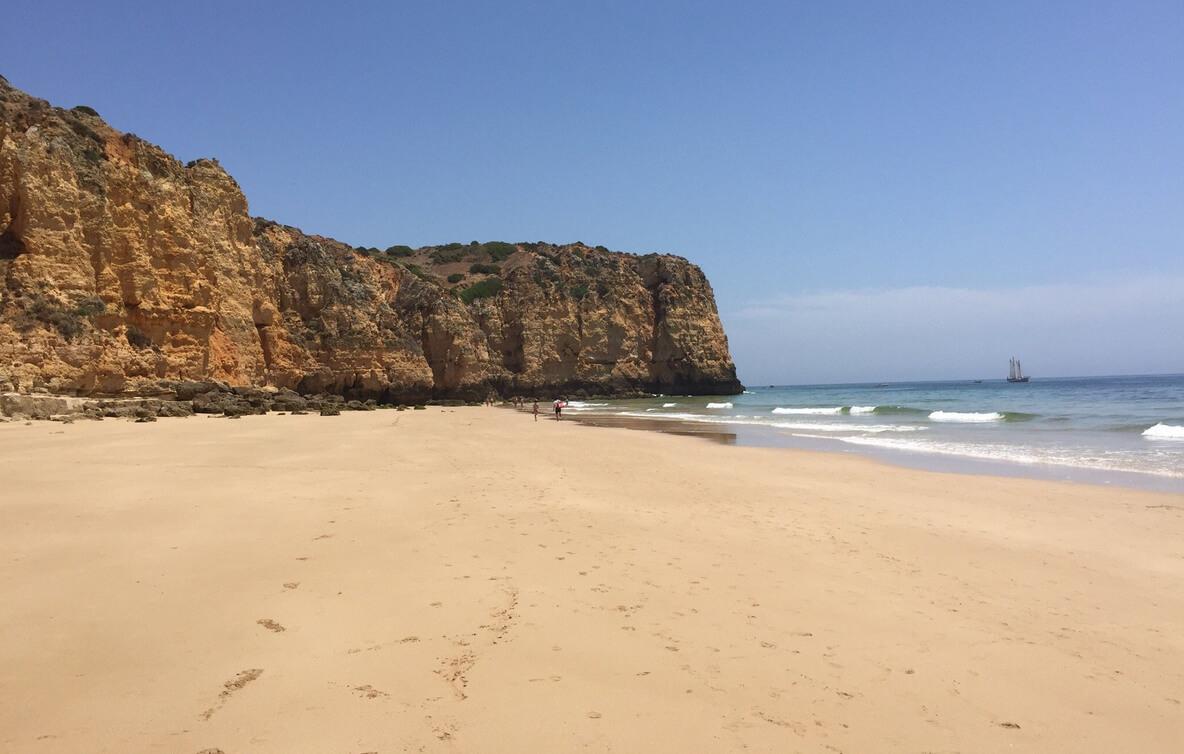 Пляж Praia do Canavial