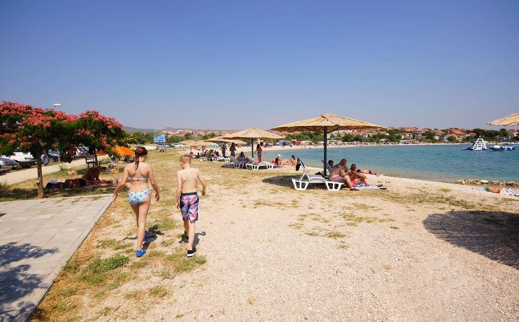 Пляж Rezaliste beach