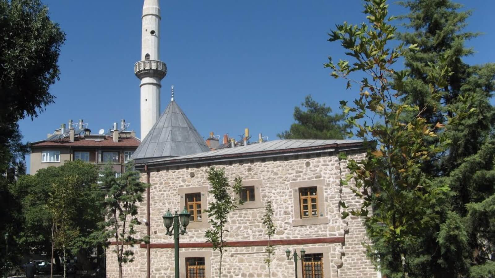 Мечеть и гробница Шамса Тебризи