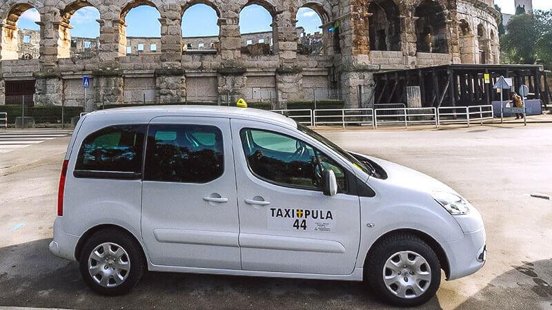 Такси Пулы