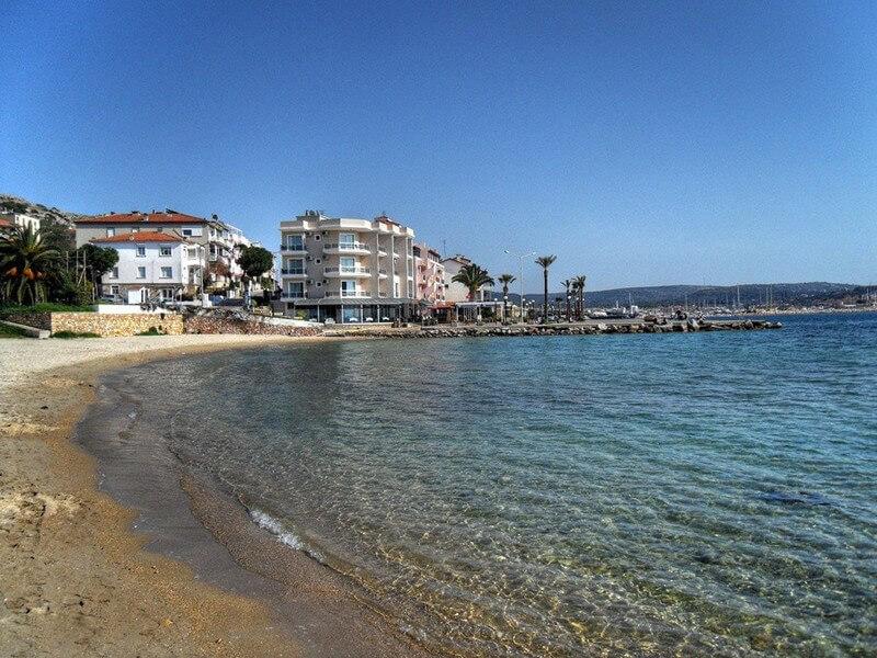 Пляж Текке