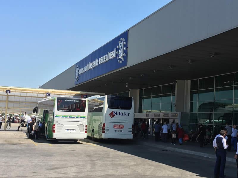 Автовокзал Bursa Otogari