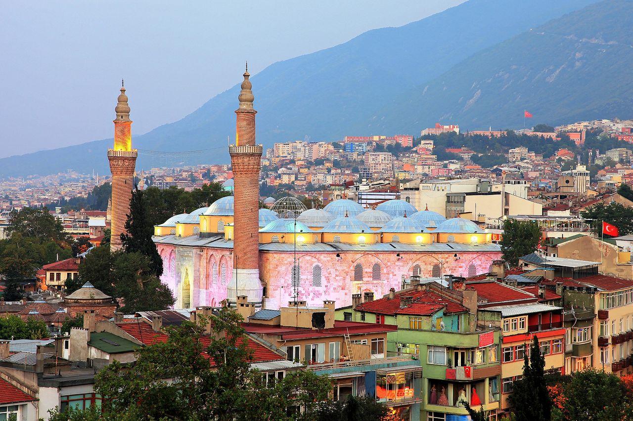 Бурса, Турция