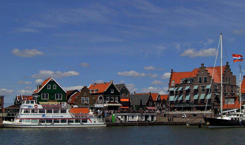 Волендам, Голландия