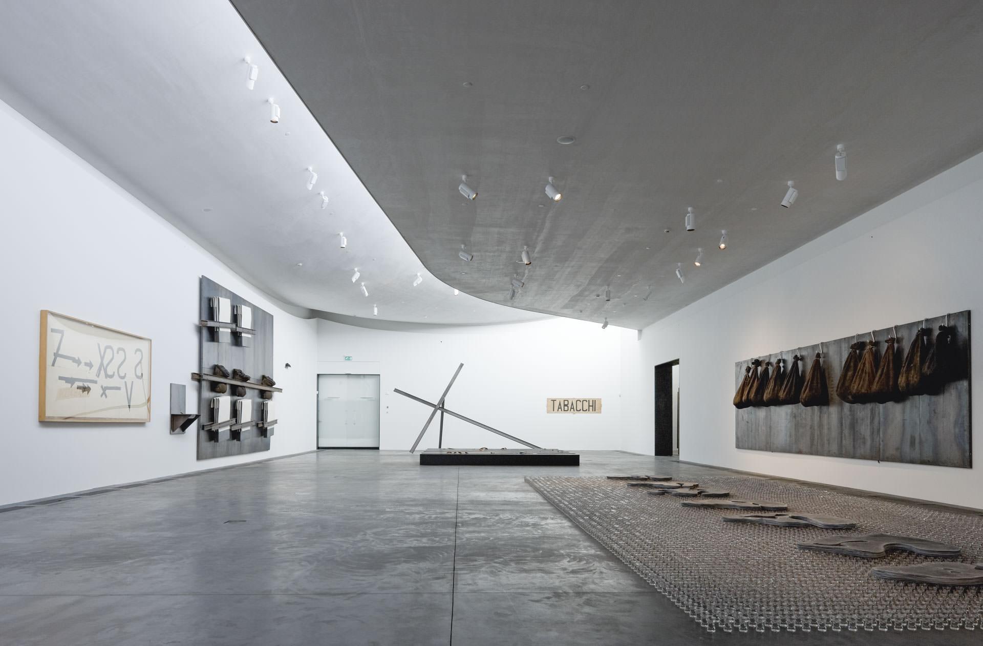 В музее современного искусства Хернинга