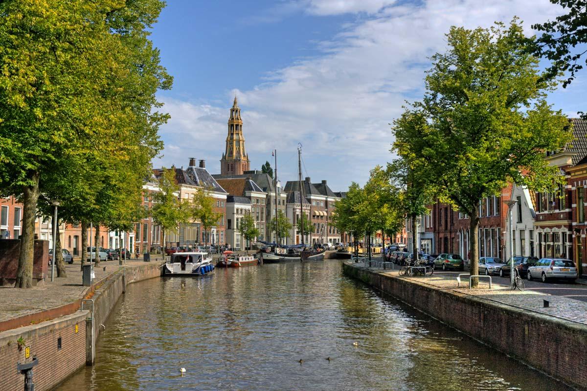 Город Гронинген