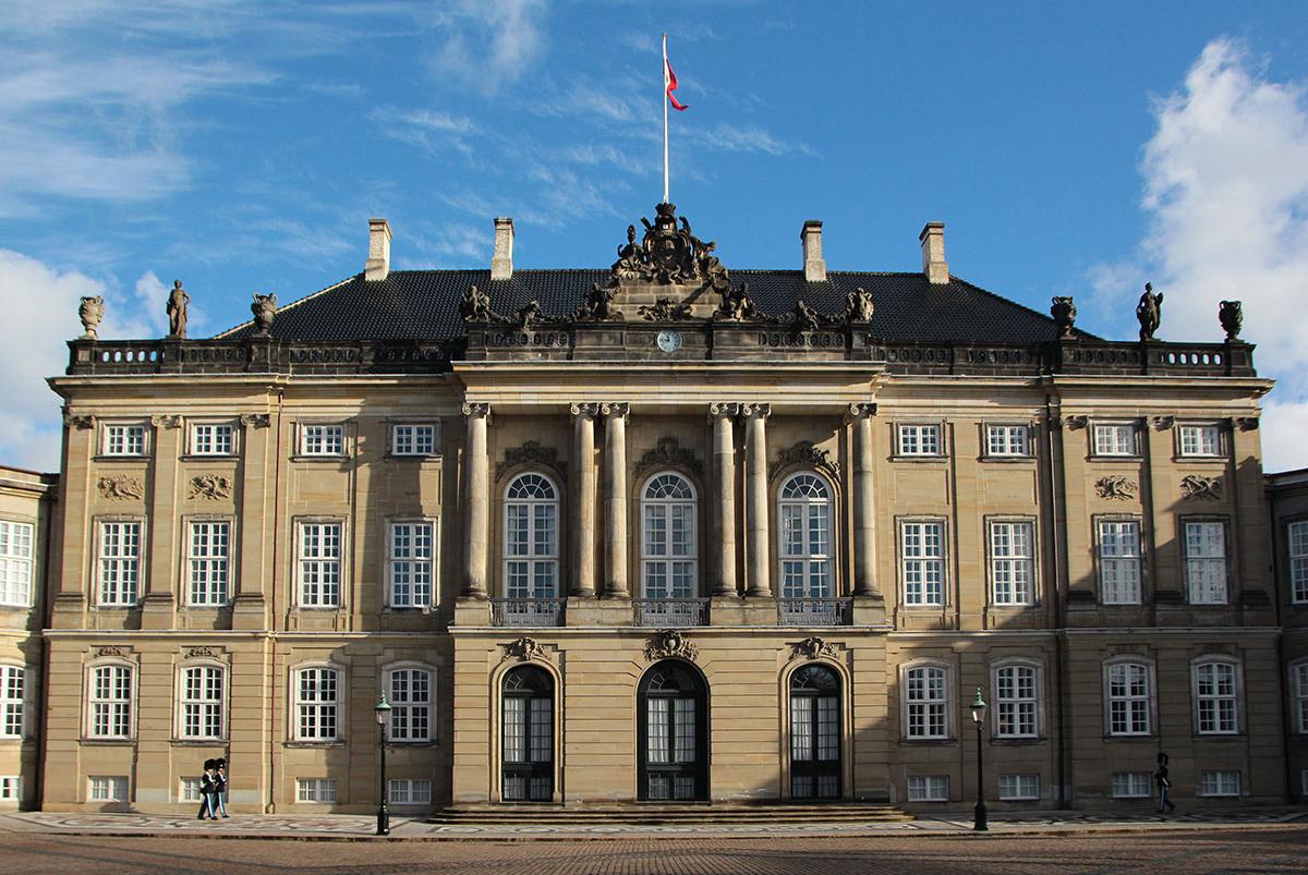 Дворец Кристиана VII