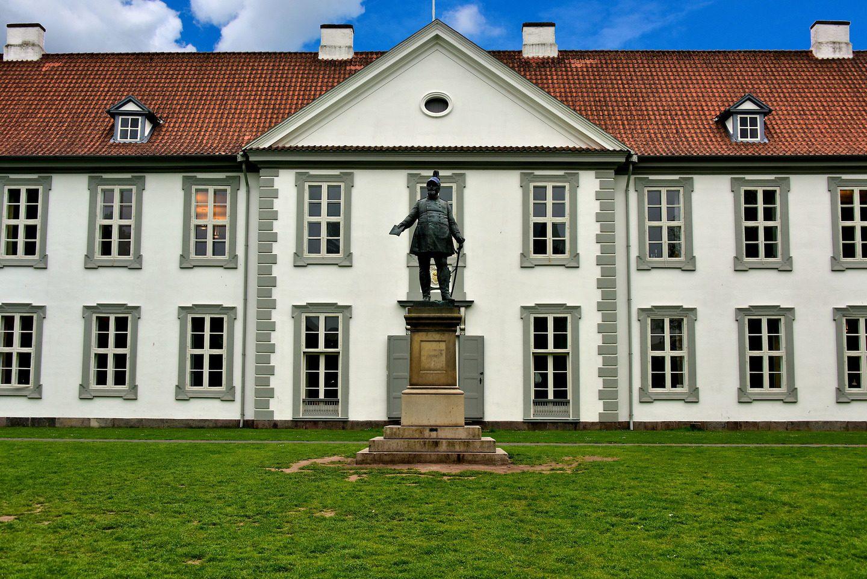 Дворец Оденсе
