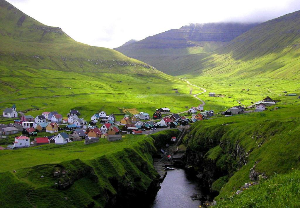 Отдых на Фарерских островах