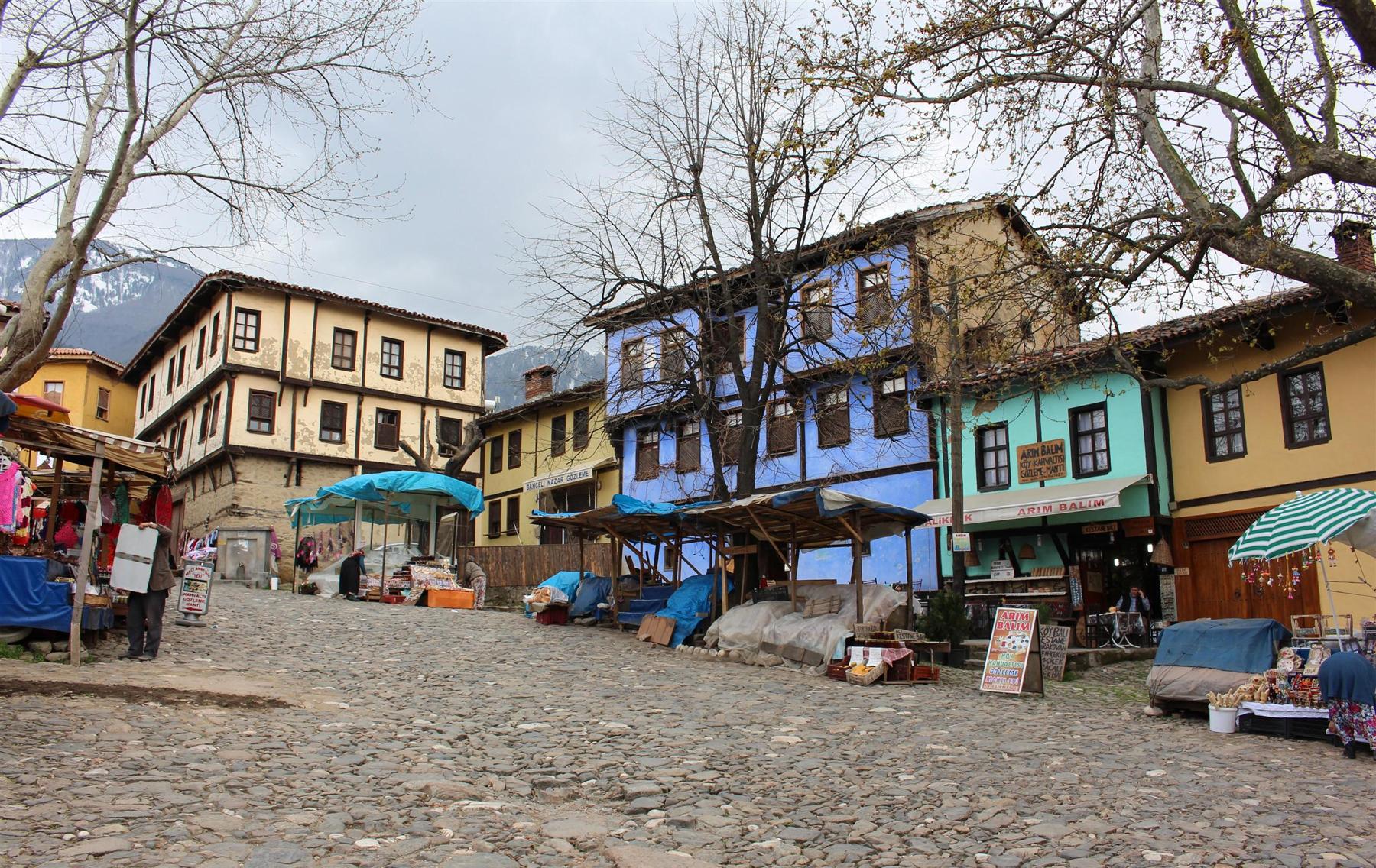 Деревня Cumalikizik