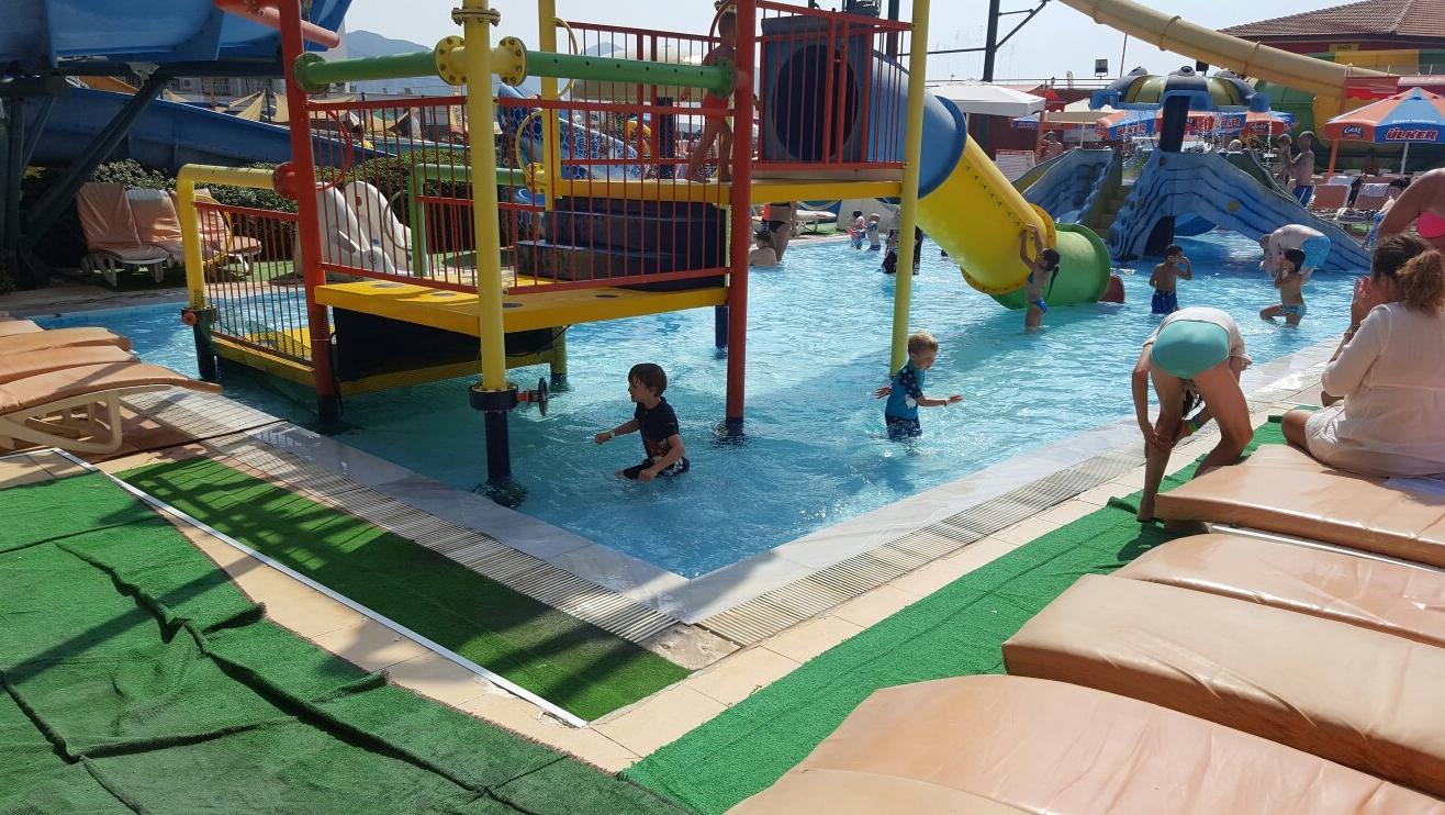 Детская зона в «Атлантис»