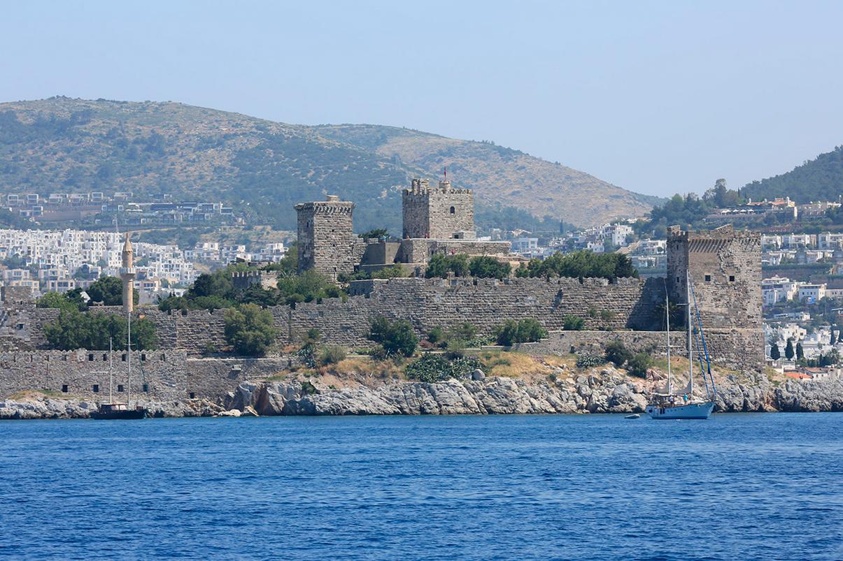 Замок Святого Петра в Бодруме