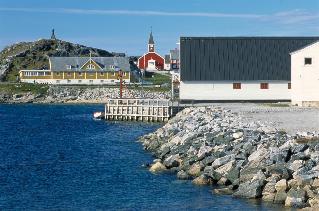 Исторический район Нуука, Гренландия