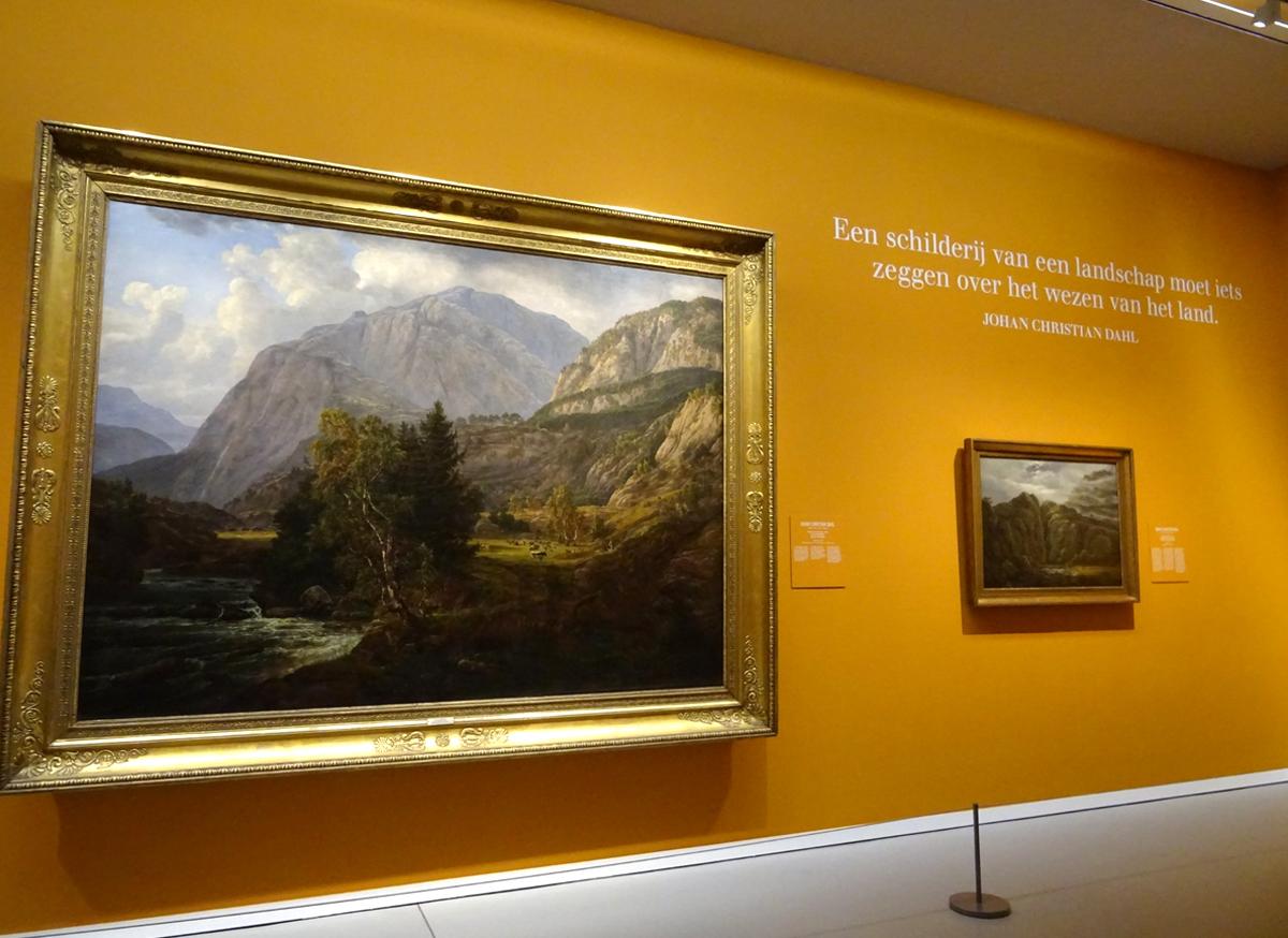 Картины в музее Groninger Museum