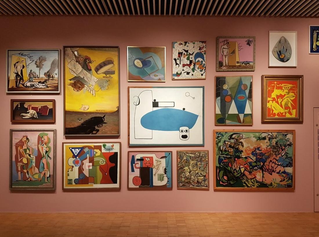 Картитны в музее Ароса Аархуса