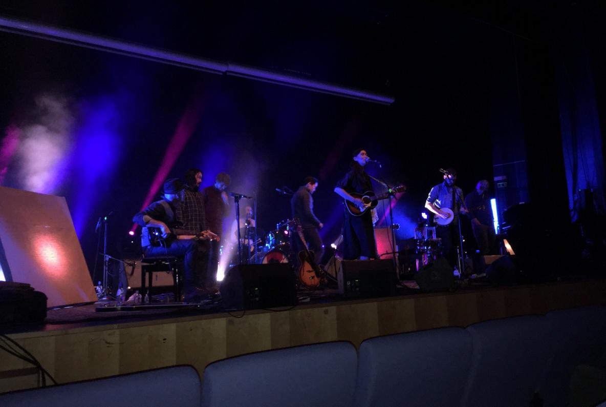 Концерт в культурном центре Катуак