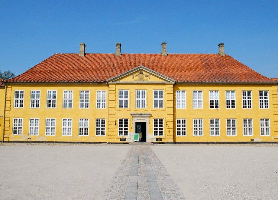Королевский дворец в Роскилле