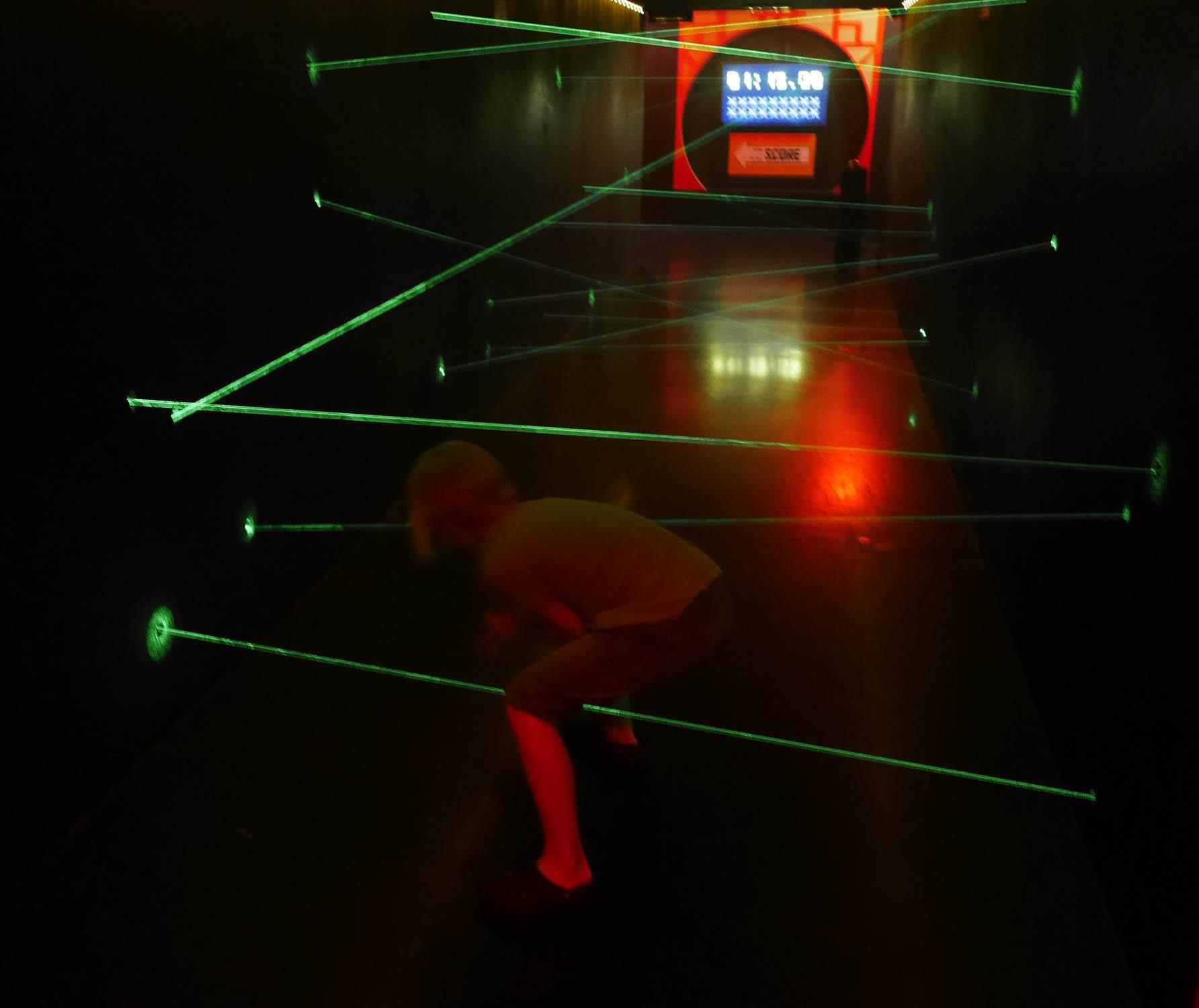 Лазерный лабиринт Ниндзяго