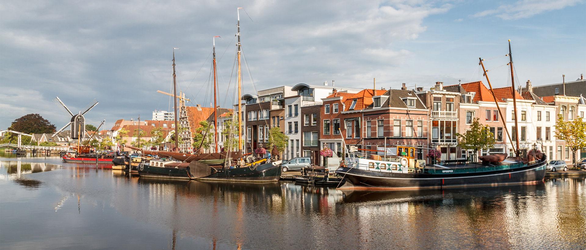 Лейден в Голландии