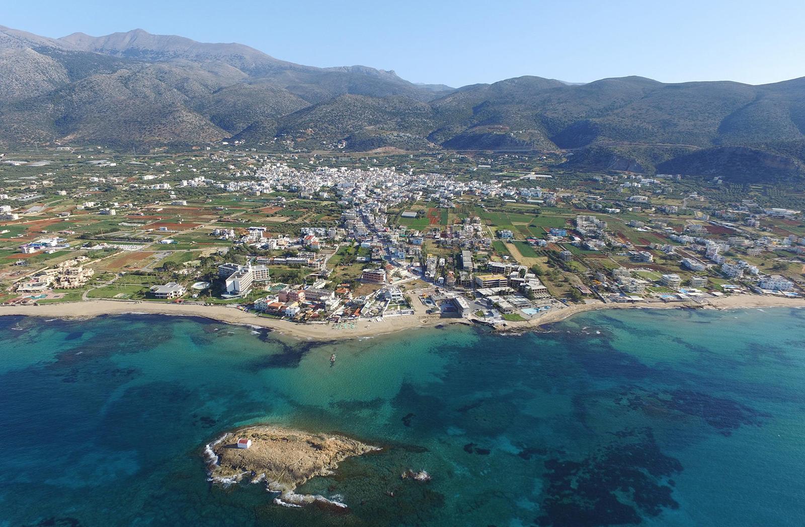 Малья, Крит