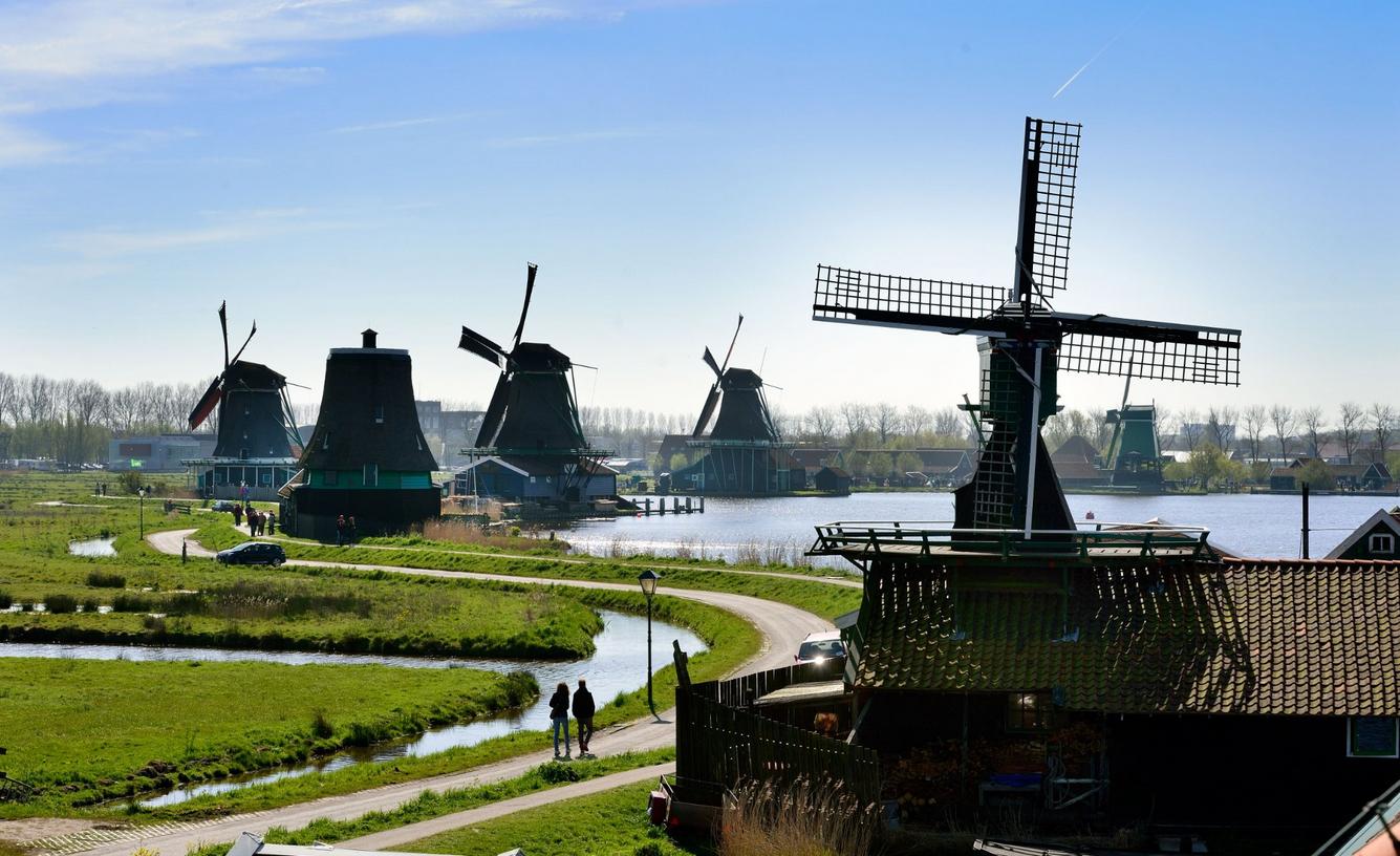 соуса смешать достопримечательности нидерландов фото и описание центральном