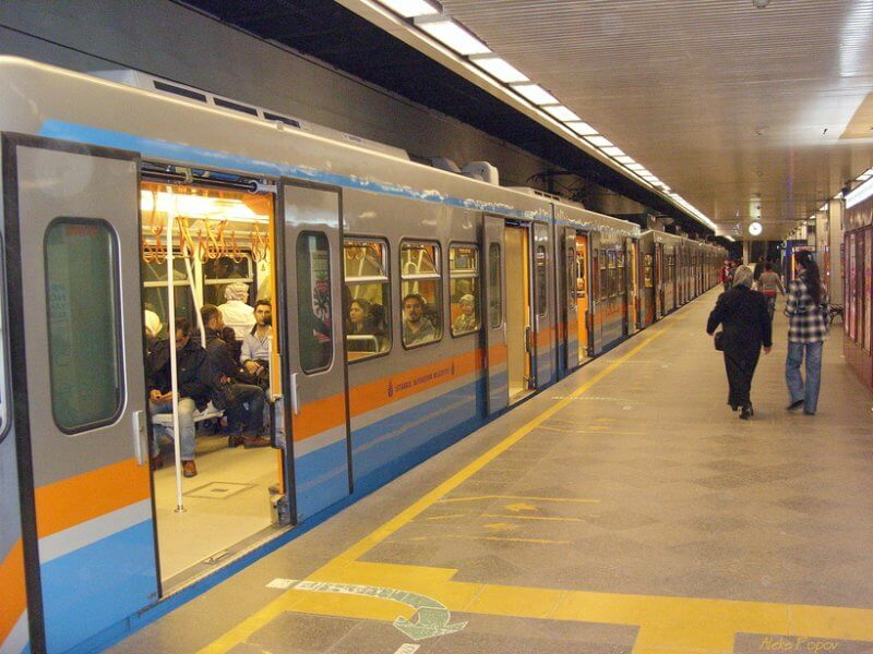 Метрополитен Стамбула