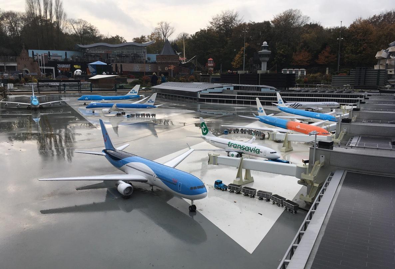Миниатюра аэропорта Амстердама